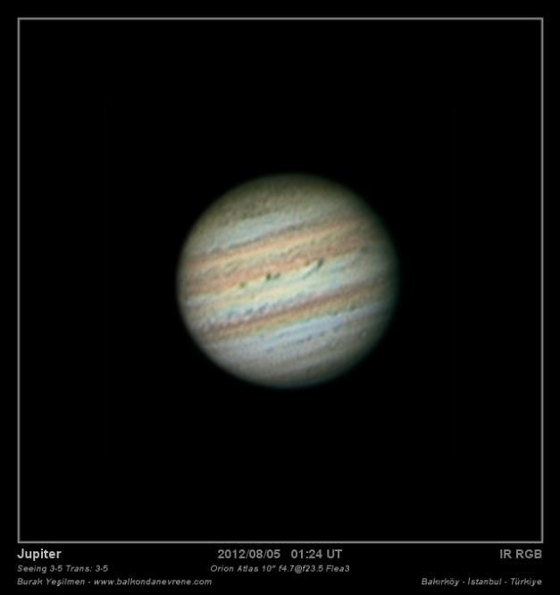 Jupiter IR RGB 1