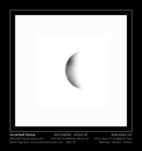 Venus Clouds Inverted